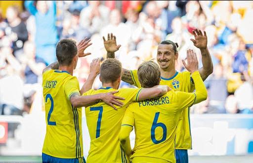 Tin thể thao Euro 2020: Ibrahimovic trở lại thi đấu cho Thụy Điển